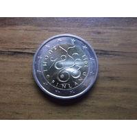 Финляндия 2 евро 2013    150 Лет сейму 1863 года