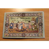 Детская книжка, реплика, 30 страниц, размер 19*12,5 см, прошита нитками, отличное состояние.