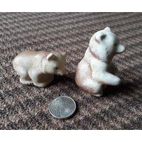 Статуэтки мишки 2шт