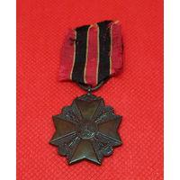 Медаль. Бельгия.