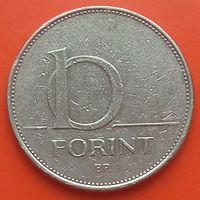 10 форинтов 2005 ВЕНГРИЯ