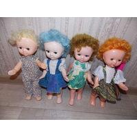 Куклы СССР по  15 р. за 1 шт
