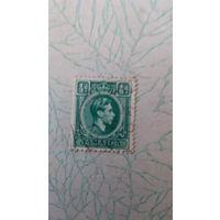 Старая марка Ямайка 15