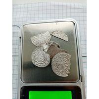Немного монетного билона