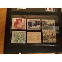 1923 Гражданская война Азербайджан полная серия чистые клей MNH** фантастический выпуск(1-5)