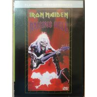 DVD IRON MAIDEN raising hell (2 диска)