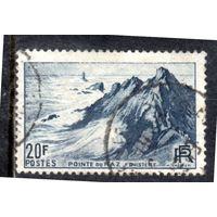 Франция.Mi:FR 764. Пуант дю Раз - Финистер. Серия: туризм.1946.