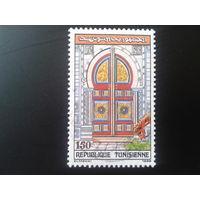 Тунис 1988 двери