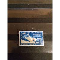 1964 королевство Марокко 20 летие ярмарки в Касабланке чистая клей MNH** выпускать одиночкой(4-3)