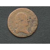 1 крейцер 1800 г. Австрийская Империя