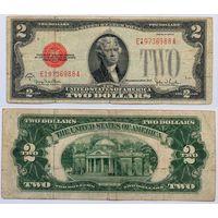2 доллара США, 1928 G