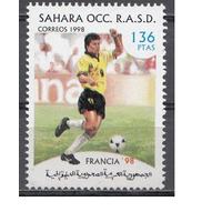 Футбол 1998 ЧМ САХАРА ЗАПАДНАЯ спорт гаш