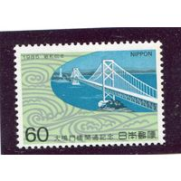 Япония. Большой мост Наруто