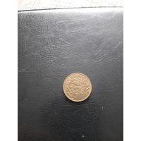 ТУНИС 1 франк1941 год