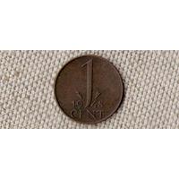 Нидерланды 1 цент 1948(Oct)