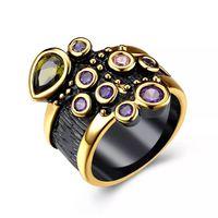 Кольцо в готическом стиле Anillos Moda. Цена снижена!