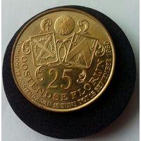 Жетон Бельгия 1980г.