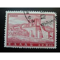 Греция 1961 дворец Миноса, о-в Крит