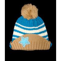 Теплая зимняя шапочка на мальчика 1-4 года, новая