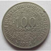 Западная Африка (BCEAO) 100 франков 1975
