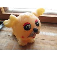 Резиновая игрушка Собачка