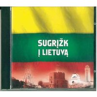 CD Various - Sugrjzk i Lietuva (2007)