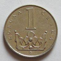 1 крона 1994 Чехия