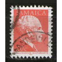 Ямайка. Гашеная. Лот-8