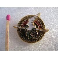 Значок. Символ Молдавии