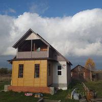 Дом новый в деревне