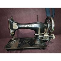 Швейная машина германия kaiser рабочая