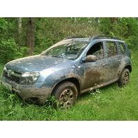 Dacia Duster 2010г. 1.5dCi 4x4