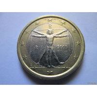 1 евро, Италия 2009 г.