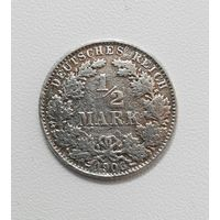 1/2 марки 1906