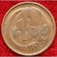 7300:  1 цент 1976 Австралия