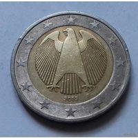 2 евро, Германия 2003 D