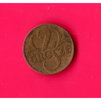 11-10 Польша, 2 гроша 1933 г.
