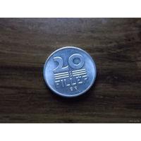 Венгрия 20 филлеров 1987