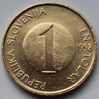 Словения, 1 толар 1998 г.