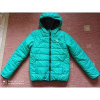 Куртка деми для мальчика, рост 134