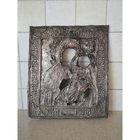 Оклад от иконы Иверская Пресвятая Богородица