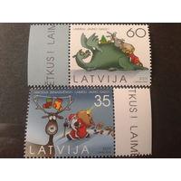 Латвия 2011 Рождество