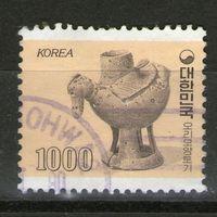 Корея. Гашеная. Лот-2