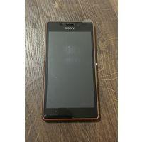 Дисплейный модуль Sony D2403, D2406, original PN:78P7550003N медный