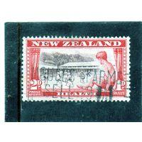 Новая Зеландия. Ми-306. Мальчик 2 + 1. Серия: Медицинские марки .1948.