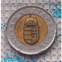 Венгрия 100 форинт 1998 года. Инвестируй выгодно в монеты планеты!