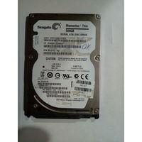 Жёсткий диск ( винчестер ) Seagate ST500LT012 - 9WS142