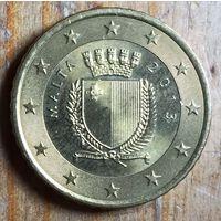 Мальта, 50 евроцентов 2013
