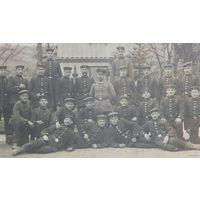 Немцы групповое фото на память 1 Мировая война