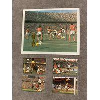 Сент-Люсия 1982. Чемпионат мира по футболу Испания-82. Полная серия
